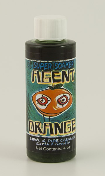 Agent Orange Vaporizer Cleaner
